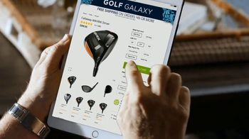 Dick's Sporting Goods TV Spot, 'Golf Galaxy: The Best Holiday Gifts' - Thumbnail 9