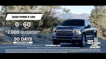2020 Ford F-150 TV Spot, 'Tough Enough for California' [T2] - Thumbnail 8