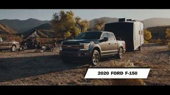 2020 Ford F-150 TV Spot, 'Tough Enough for California' [T2] - Thumbnail 2