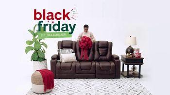 Ashley HomeStore Venta de Black Friday TV Spot, '50% de descuento y 10% adicional' [Spanish] - Thumbnail 2