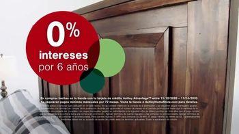 Ashley HomeStore Venta de Black Friday TV Spot, '50% de descuento y 10% adicional' [Spanish] - Thumbnail 5