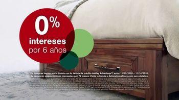 Ashley HomeStore Venta de Black Friday TV Spot, '50% de descuento y 10% adicional' [Spanish] - Thumbnail 6