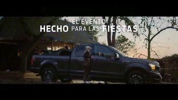 Ford El Evento Hecho para las Fiestas TV Spot, 'Repartir alegría' [Spanish] [T2] - Thumbnail 1