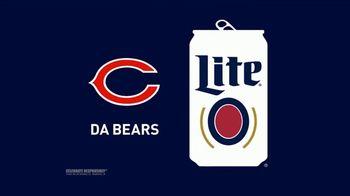 Miller Lite TV Spot, 'Chicago Bears: Da Bears' - Thumbnail 7