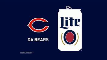 Miller Lite TV Spot, 'Chicago Bears: Da Bears' - Thumbnail 8