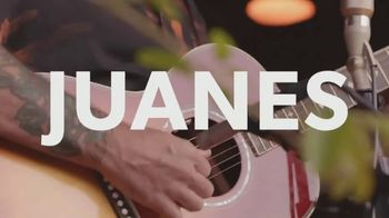 Guitar Center TV Spot, \'Make Music: Juanes\'