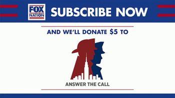 FOX Nation TV Spot, 'Celebrate America: Answer the Call' - Thumbnail 2