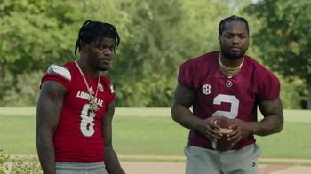 Nissan TV Spot, 'Heisman House: Under Pressure' Featuring Baker Mayfield [T1] - 159 commercial airings