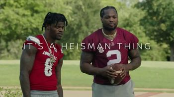 Nissan TV Spot, 'Heisman House: Under Pressure' Featuring Baker Mayfield [T1] - Thumbnail 9
