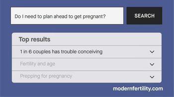 Modern Fertility Hormone Test TV Spot, 'Day One of Sex Ed' - Thumbnail 4