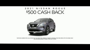 2021 Nissan Rogue TV Spot, 'When I Was Your Age' [T2] - Thumbnail 9