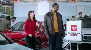 Toyota Toyotathon TV Spot, 'Workshop' [T2]