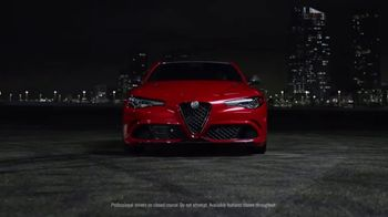 Alfa Romeo Season of Speed Event TV Spot, 'Control' Song by Emmit Fenn [T2]