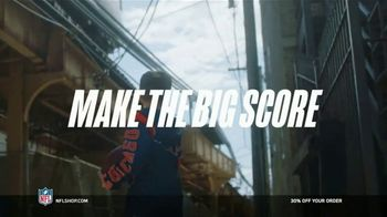 NFL Shop TV Spot, 'Make the Colors Hit: 30%' Song by KYLE, K CAMP, Rich the Kid - Thumbnail 8