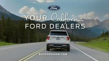 2020 Ford Explorer TV Spot, 'In California' [T2] - Thumbnail 9