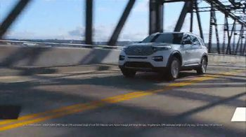 2020 Ford Explorer TV Spot, 'In California' [T2] - Thumbnail 4