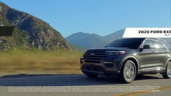 2020 Ford Explorer TV Spot, 'In California' [T2] - Thumbnail 7