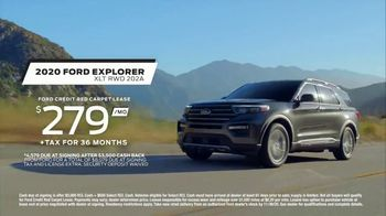 2020 Ford Explorer TV Spot, 'In California' [T2] - Thumbnail 8
