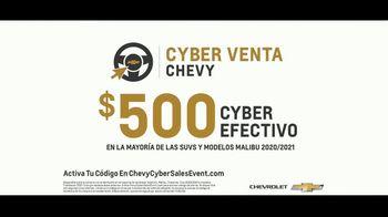 Chevrolet Cyber Venta TV Spot, 'Simplemente mejor' [Spanish] [T2] - Thumbnail 6