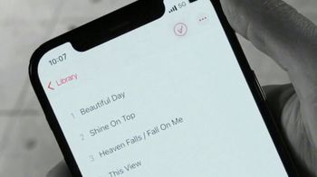 T-Mobile TV Spot, 'A Moment Like This: Two iPhone 12 Pro Max' Song by Surfaces - Thumbnail 4