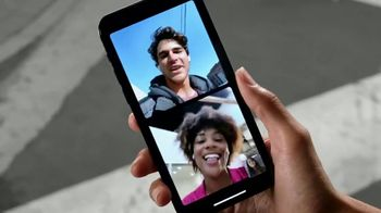 T-Mobile TV Spot, 'A Moment Like This: Two iPhone 12 Pro Max' Song by Surfaces - Thumbnail 6