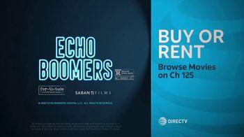 DIRECTV Cinema TV Spot, 'Echo Boomers' - Thumbnail 10