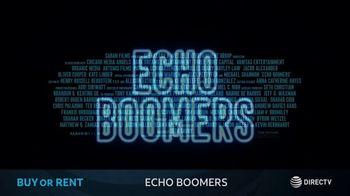 DIRECTV Cinema TV Spot, 'Echo Boomers' - Thumbnail 9