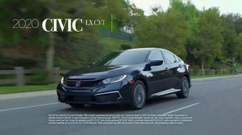 Happy Honda Days Sales Event TV Spot, 'Pre-Holiday Clearance: Holiday Lights' [T2] - Thumbnail 4