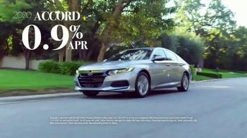 Happy Honda Days Sales Event TV Spot, 'Pre-Holiday Clearance: Holiday Lights' [T2] - Thumbnail 6