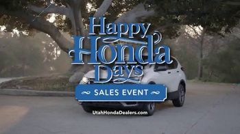 Happy Honda Days Sales Event TV Spot, 'A Lot of Reasons' [T2] - Thumbnail 6