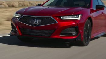 2021 Acura TLX TV Spot, 'Más potencia' [Spanish] [T2] - Thumbnail 5