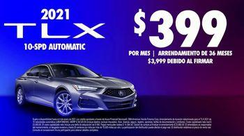 2021 Acura TLX TV Spot, 'Más potencia' [Spanish] [T2] - Thumbnail 9