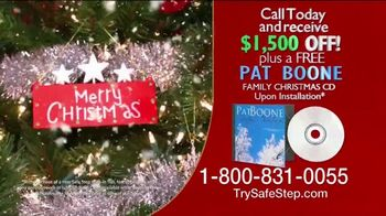 Safe Step Hybrid Tub TV Spot, 'Holidays: New Level' Featuring Pat Boone - Thumbnail 10