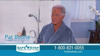 Safe Step Hybrid Tub TV Spot, 'Holidays: New Level' Featuring Pat Boone - Thumbnail 2