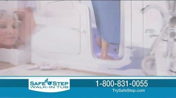 Safe Step Hybrid Tub TV Spot, 'Holidays: New Level' Featuring Pat Boone - Thumbnail 3