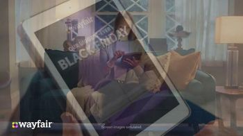 Wayfair TV Spot, 'Black Friday: Rugs, Living Room Seating and Appliances' - Thumbnail 2