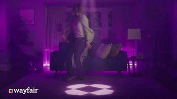 Wayfair TV Spot, 'Black Friday: Rugs, Living Room Seating and Appliances' - Thumbnail 8