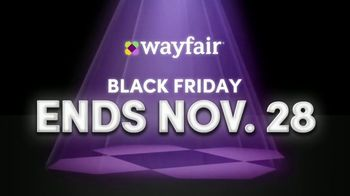 Wayfair TV Spot, 'Black Friday: Rugs, Living Room Seating and Appliances' - Thumbnail 9
