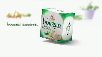Boursin Cheese Garlic & Fine Herbs TV Spot, 'Inspires' Song by SuperParka - Thumbnail 9
