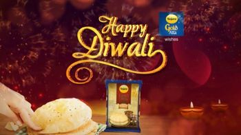 Sujata Gold Atta TV Spot, 'Sony Entertainment Television: Happy Diwali' - Thumbnail 8