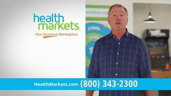 HealthMarkets Insurance Agency TV Spot, 'Don't Play Games' Featuring Bill Engvall