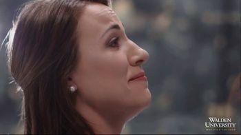 Walden University TV Spot, 'Shine On: Anna Slayton'