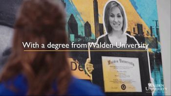 Walden University TV Spot, 'Shine On: Anna Slayton' - Thumbnail 8