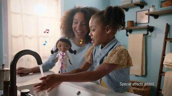 Doc McStuffins Wash Your Hands Doll TV Spot, 'Disney Junior: Feeding America'