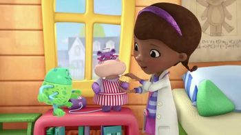 Doc McStuffins Wash Your Hands Doll TV Spot, 'Disney Junior: Feeding America'