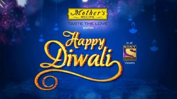 Mother's Recipe TV Spot, 'Happy Diwali' - Thumbnail 7