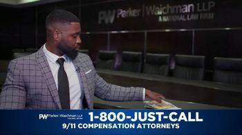 Parker Waichman TV Spot, 'Thank You Cards: 9/11 Victims Paperwork' - Thumbnail 1