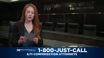 Parker Waichman TV Spot, 'Thank You Cards: 9/11 Victims Compensation Claim' - Thumbnail 5
