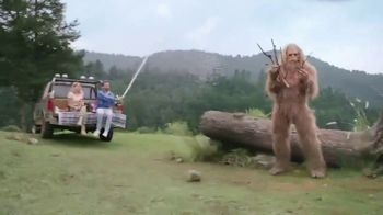 Jack Link's Beef Jerky TV Spot, 'Messin' With Sasquatch: Bubbly' - Thumbnail 4