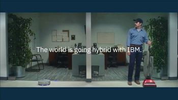IBM TV Spot, 'Telco is Going Hybrid with IBM' - Thumbnail 10